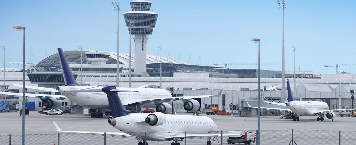 Sistem automat de parcare cu plata in aeroporturi