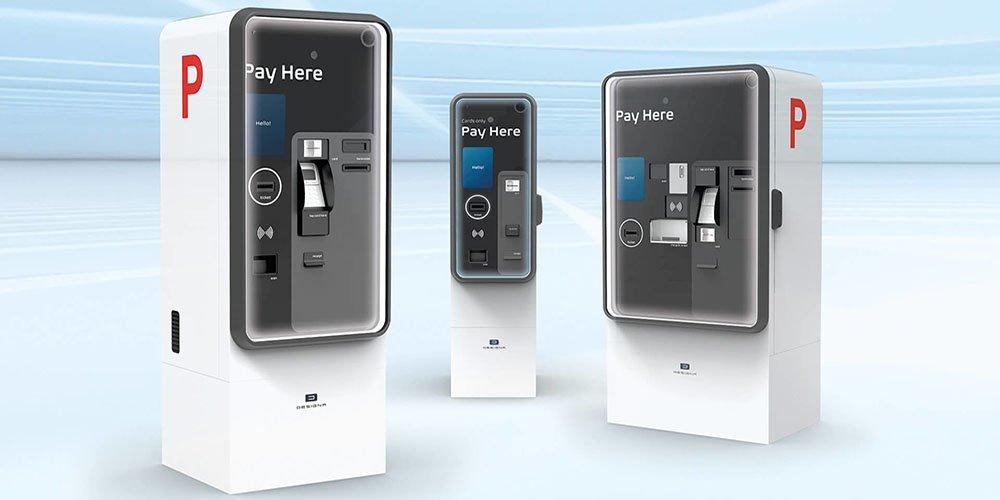 Sistem automat de parcare pentru shopping mall